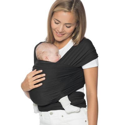 Ergobaby Aura Wrap - Pure Black