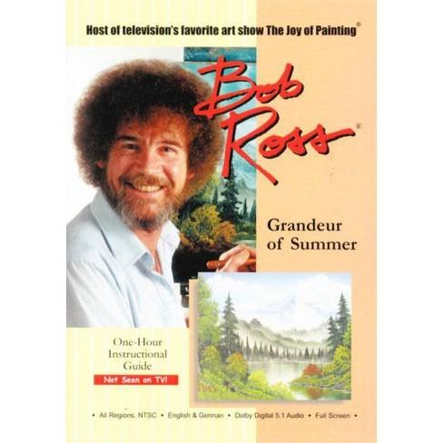 Bob Ross The Joy Of Painting: Grandeur Of Summer (DVD) - image 1 of 1