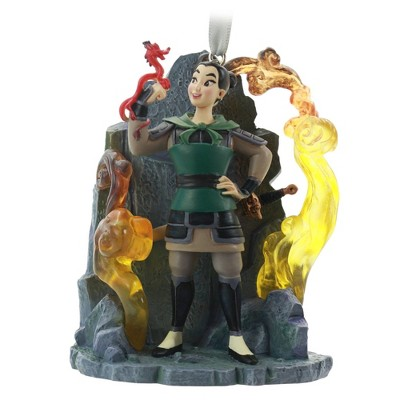 Mulan Christmas Ornament - Disney Store