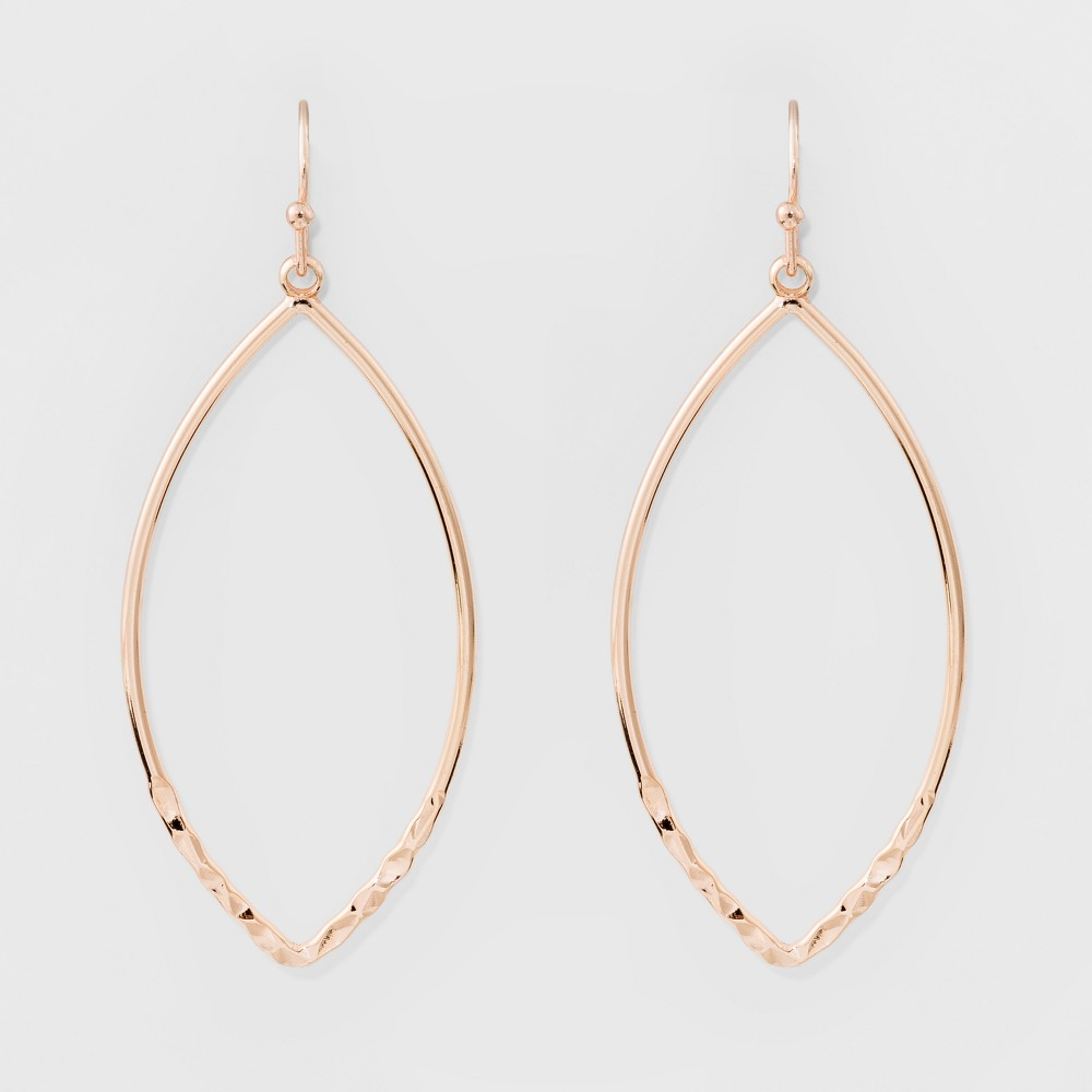 Drop Earrings - A New Day Rose Gold
