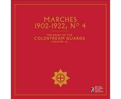 Band Of The Coldstre - Band Of The Coldstream Guards:Vol 14 (CD) - image 1 of 1