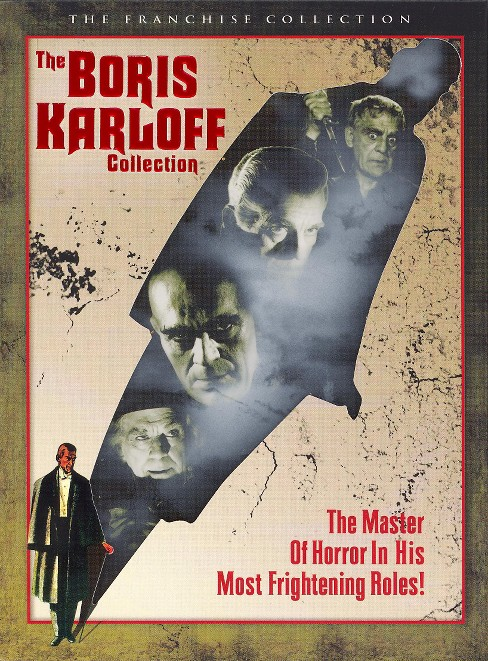 The Boris Karloff Collection [3 Discs] - image 1 of 1