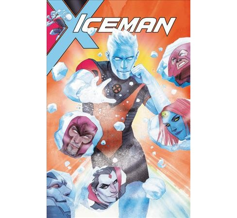Iceman 1 : Thawing Out -  (Iceman) by Sina Grace (Paperback) - image 1 of 1