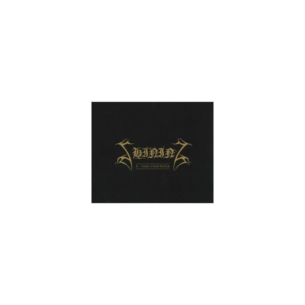 Shining - X Varg Utan Flock (CD)