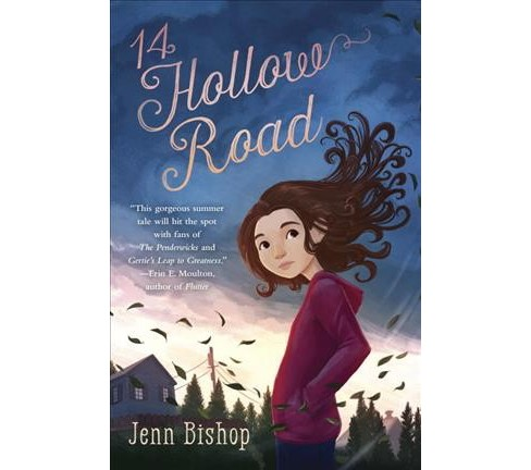 14 Hollow Road -  by Jenn Bishop (Hardcover) - image 1 of 1