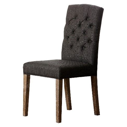 Larissa Tufted Dining Chair - Abbyson Living - image 1 of 3