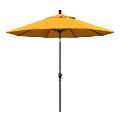 9' Patio Umbrella in Yellow - California Umbrella