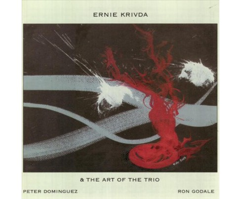 Ernie Krivda - Art Of The Trio (CD) - image 1 of 1
