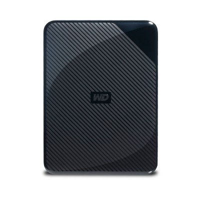Western Digital 4TB Gaming Drive - Works With PlayStation 4