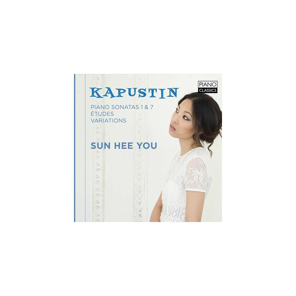 Sun Hee You - Kapustin (CD)