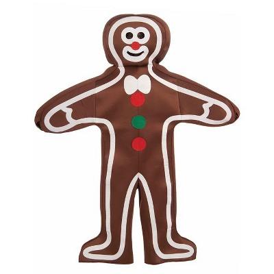 Forum Novelties Gingerbread Man Adult Costume