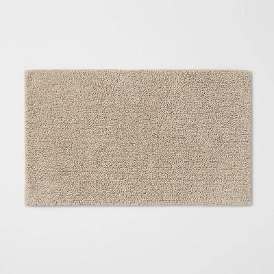 Perfectly Soft Solid Bath Mat Sandalwood Tan - Opalhouse™