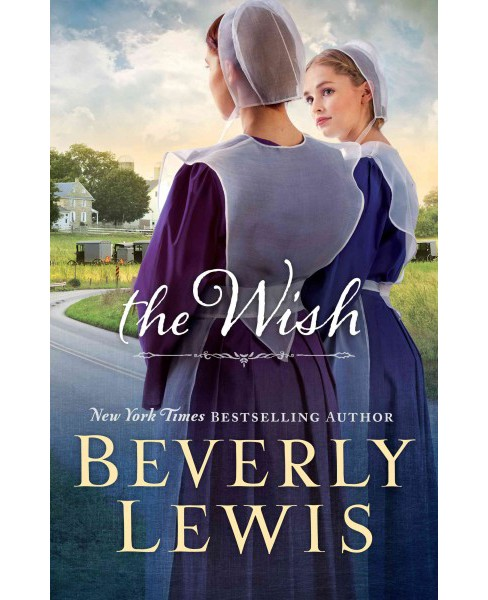 Wish (Large Print) (Hardcover) (Beverly Lewis) - image 1 of 1