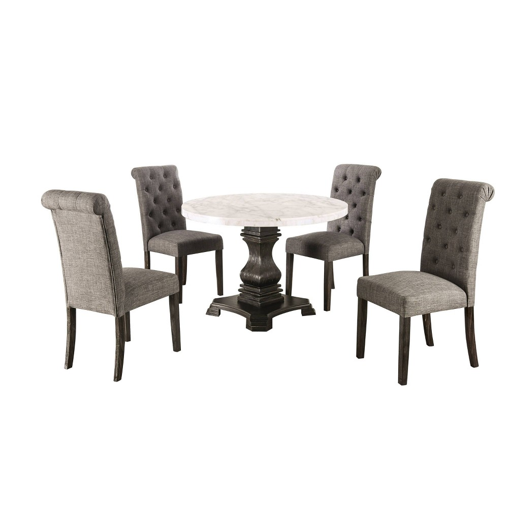 Reviews 5pc Buckley Dining Set  - HOMES: Inside + Out
