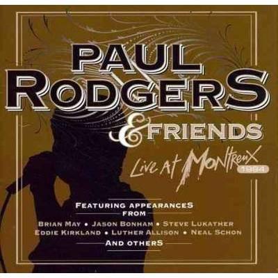Paul Rodgers & Friends - Live At Montreux 1994 (CD)