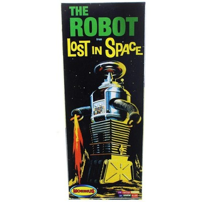 Moebius Model Lost In Space The Robot 1:24 Model Kit