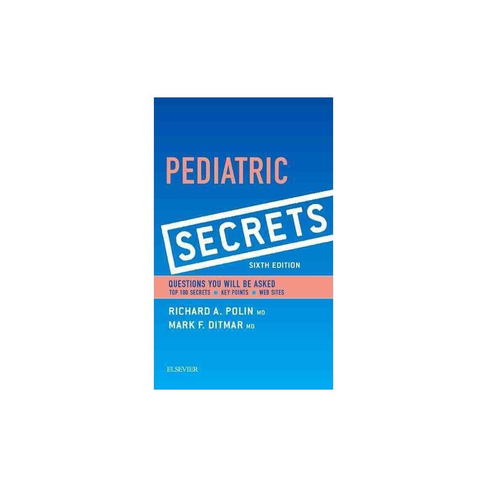 Pediatric Secrets ( Secrets) (Mixed media product)