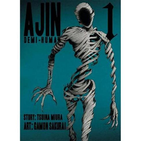 Ajin, Volume 1 - (Demi-Human) by  Gamon Sakurai (Paperback) - image 1 of 1