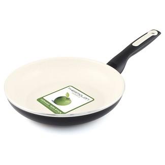 "GreenPan Rio 7"" Ceramic Non-Stick Frying Pan Black"