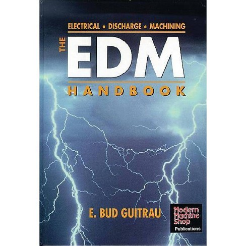 The EDM Handbook - by  E Bud Guitrau (Hardcover) - image 1 of 1