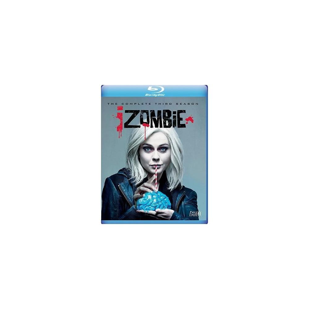 Izombie:Season 3 (Blu-ray)