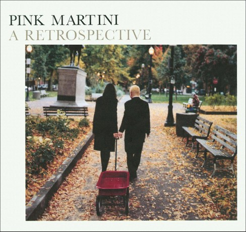 Pink martini - Retrospective (CD) - image 1 of 1