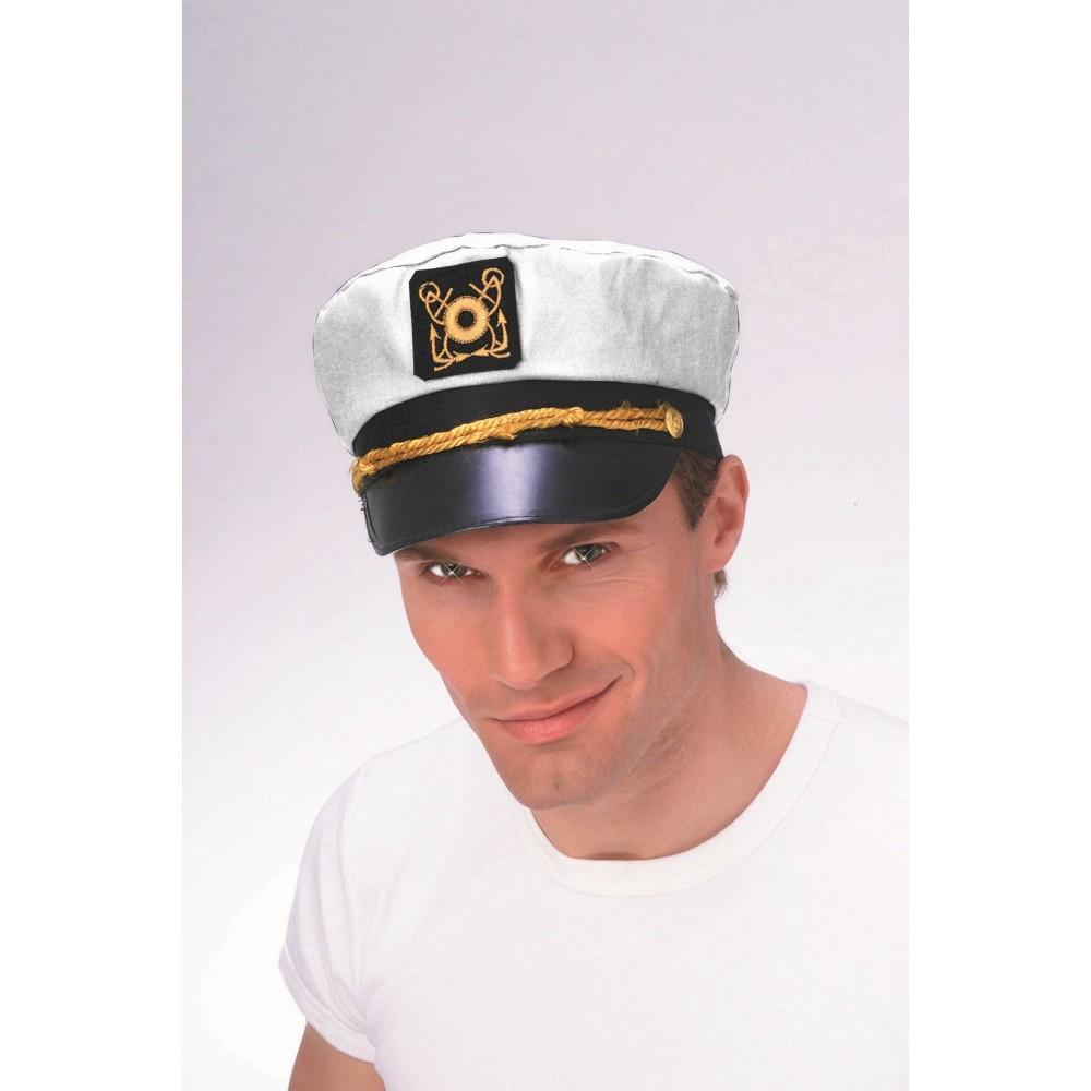 Men s yachtsman Halloween Headwear