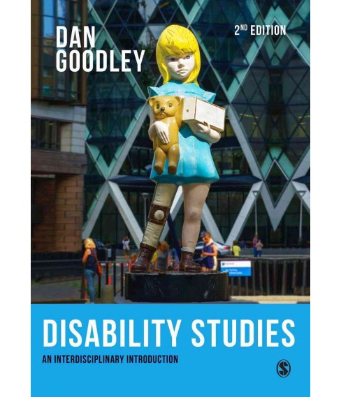 Disability Studies : An Interdisciplinary Introduction (Paperback) (Dan Goodley) - image 1 of 1