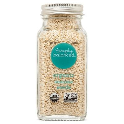 Organic Sesame Seed - 3.25oz - Simply Balanced™