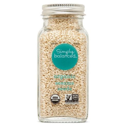 Organic Sesame Seed - 3.25oz - Simply Balanced™ - image 1 of 1
