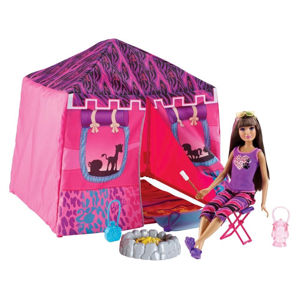 Barbie Sisters Safari Tent