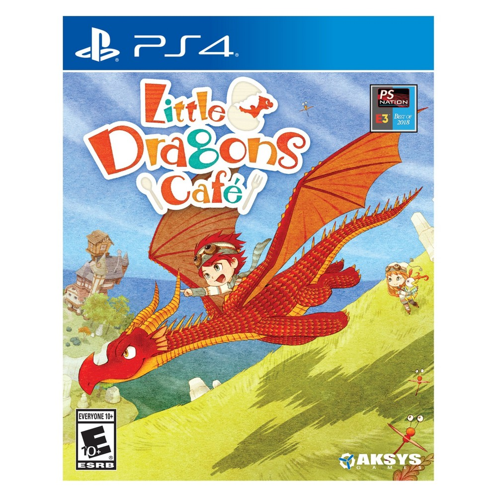 Little Dragons Cafe - PlayStation 4