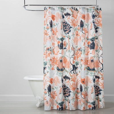Garden of Monkeys Shower Curtain - Opalhouse™