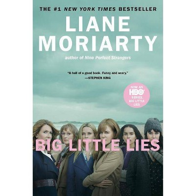 Big Little Lies (Trade Paper) By Liane Moriarty by Levy