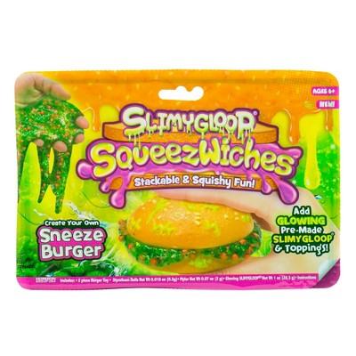 SLIMYGLOOP SqueezWiches Sneeze Burger