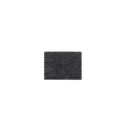 Regal Solid Tufted Bath Rug Grey (17x24 )