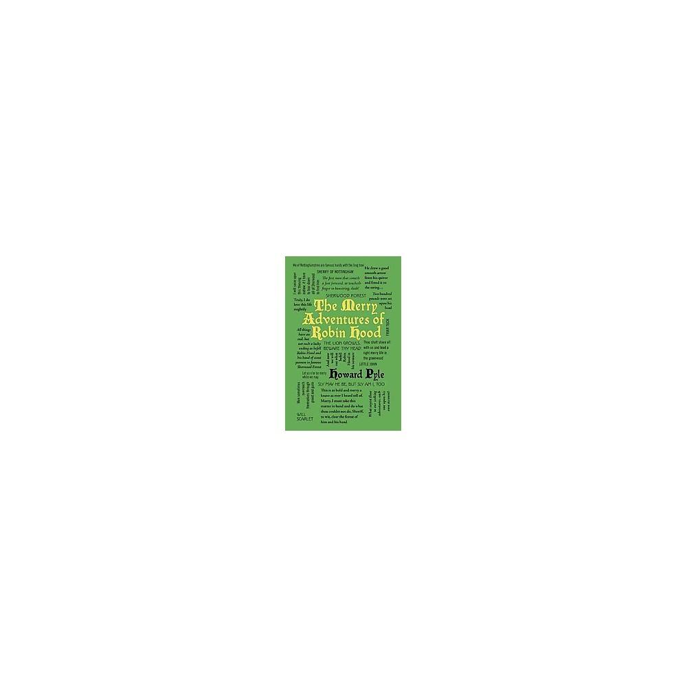 Merry Adventures of Robin Hood (Paperback) (Howard Pyle)