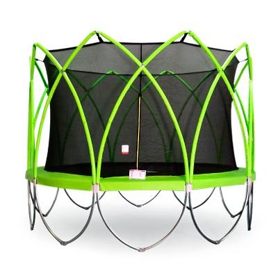 Flybar Spark Trampoline 12' - Green