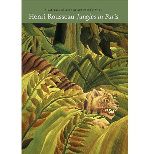 Henri Rousseau:Jungles In Paris (DVD) - image 1 of 1