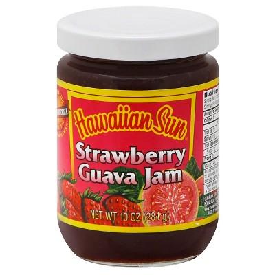 Hawaiian Sun Strawberry Guava Jam - 10oz
