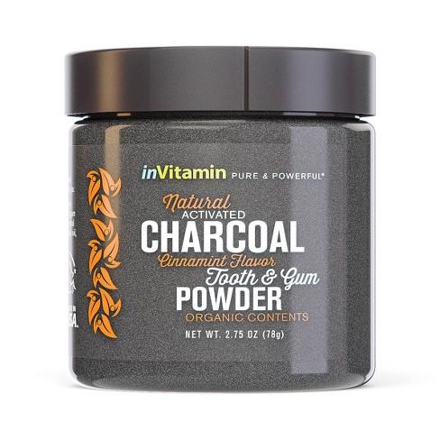 InVitamin Cinnamint Whitening Tooth & Gum Powder - 2.75oz - image 1 of 2