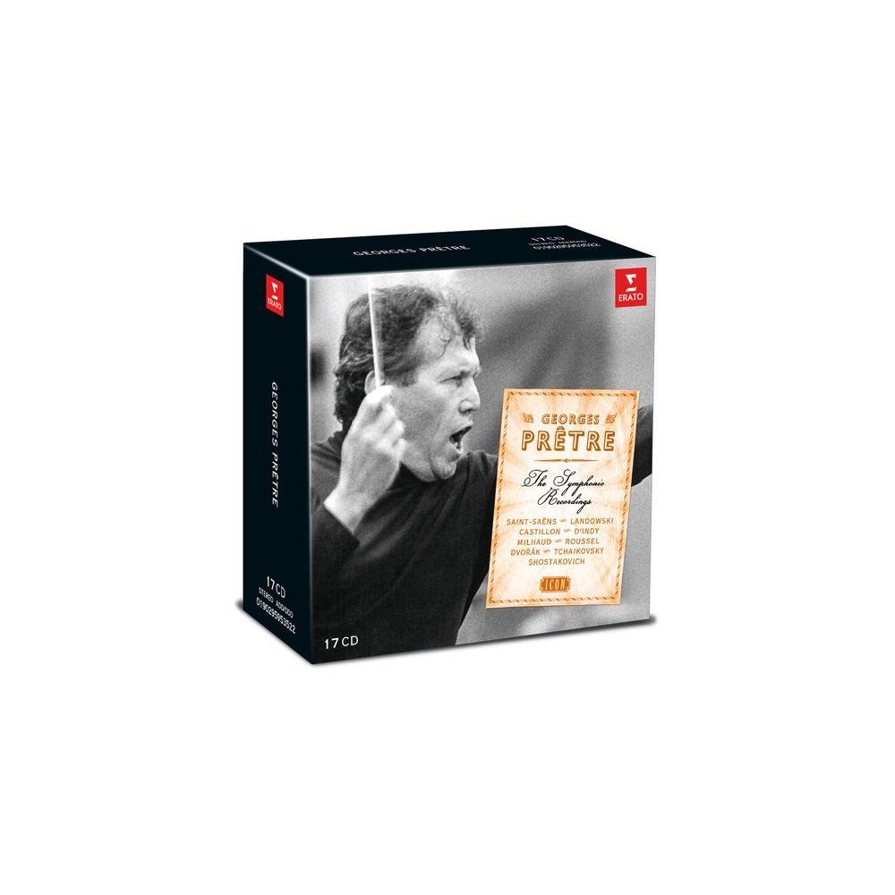 Georges Pretre - Complete Symphonic And Erato Recordin (CD)