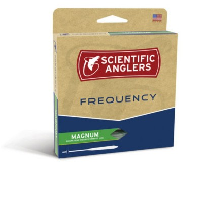 Scientific Anglers Frequency - Magnum - Ivory/Glow