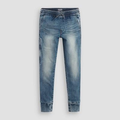 DENIZEN® from Levi's® Boys' Denim Joggers - Medium Blue