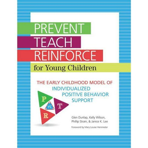 Prevent-Teach-Reinforce for Young Children - (Paperback) - image 1 of 1