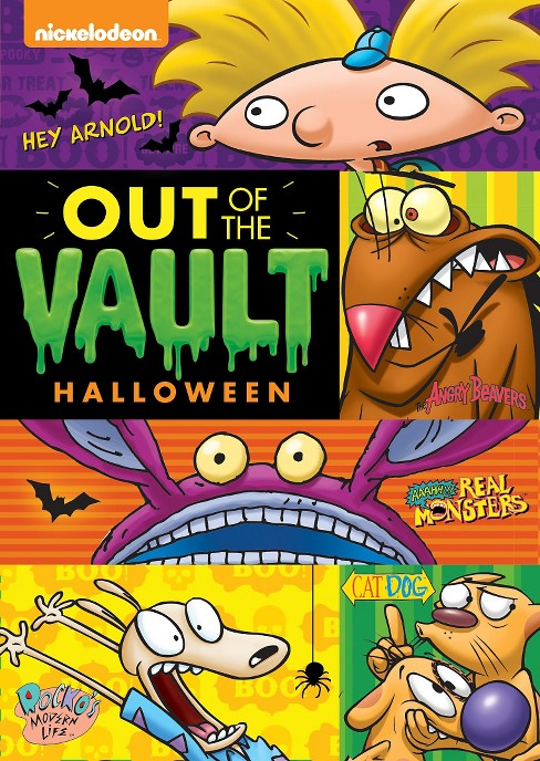 Out of the vault halloween collection (DVD) - image 1 of 1