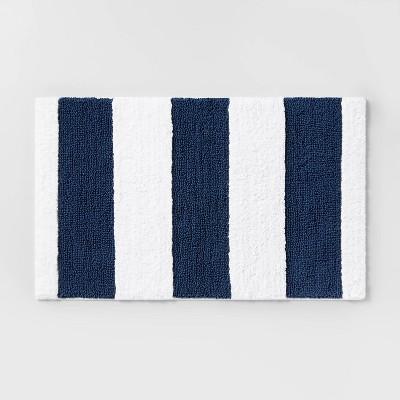 Rugby Stripe Bath Rug - Pillowfort™