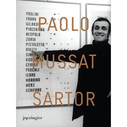 Paolo Mussat Sartor - (Paperback) - image 1 of 1