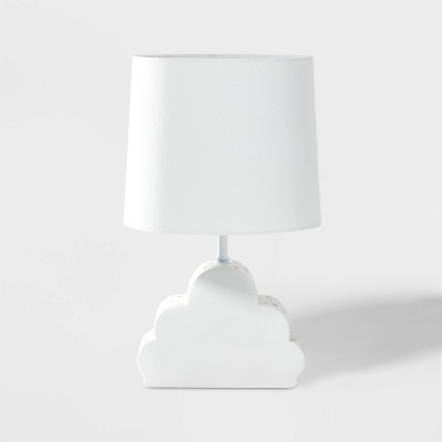 Cloud Dual Light Figural Lamp White - Pillowfort™