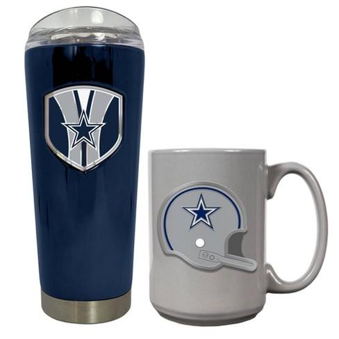 NFL Dallas Cowboys Roadie Tumbler and Mug Set - image 1 of 1